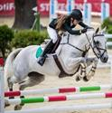 Interview with Niamh McEvoy after European Pony Team Gold Success