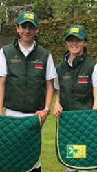 Niamh McEvoy and John McEntee Part of 5 Strong Team Representing Ireland at Pony European Championships